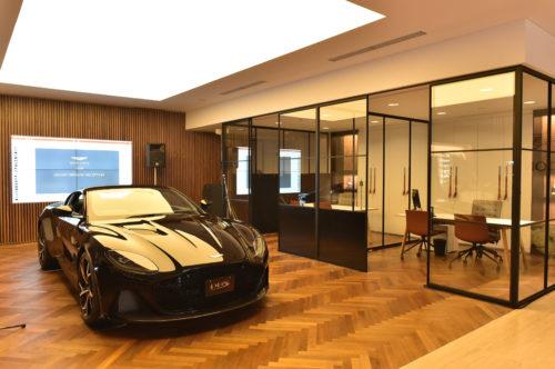 Grand Opening of Aston Martin Kobe 7-JPG