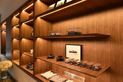 Grand Opening of Aston Martin Kobe 5-JPG