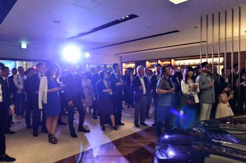 Grand Opening of Aston Martin Kobe 23-JPG