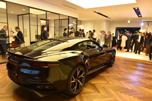 Grand Opening of Aston Martin Kobe 33-JPG