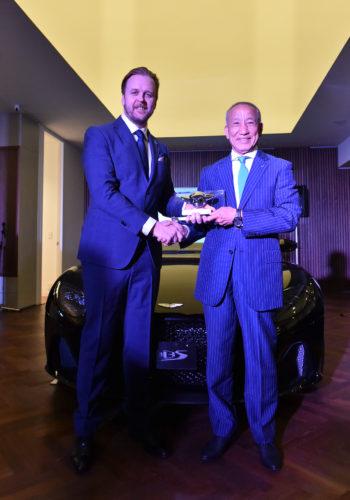 Grand Opening of Aston Martin Kobe 27-JPG