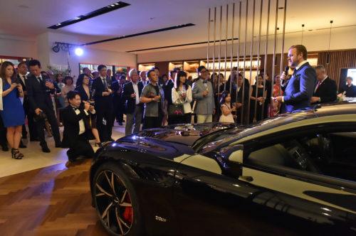 Grand Opening of Aston Martin Kobe 24-JPG