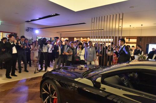 Grand Opening of Aston Martin Kobe 22-JPG