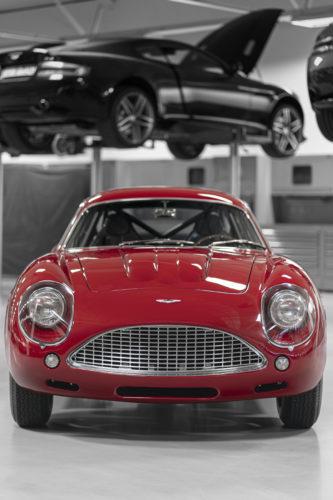 Aston Martin DB4 GT Zagato Continuation 13-jpg