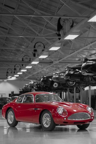 Aston Martin DB4 GT Zagato Continuation 14-jpg