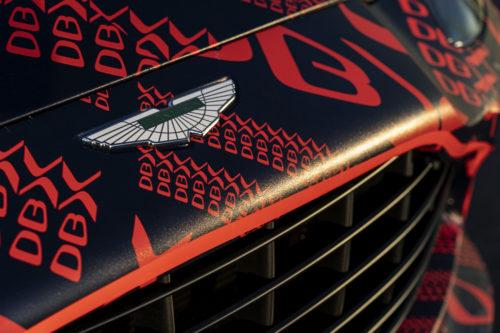 Aston Martin DBX at St Athan07-jpg
