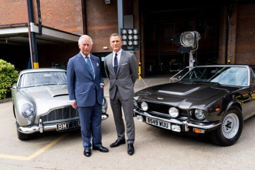 Aston Martin Db5 Aston Martin V8 And Aston Martin Valhalla Will Star In Bond 25 The Latest Instalment In The 007 Franchise Aston Martin Pressroom