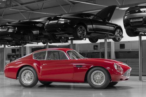 Aston Martin DB4 GT Zagato Continuation 15-jpg