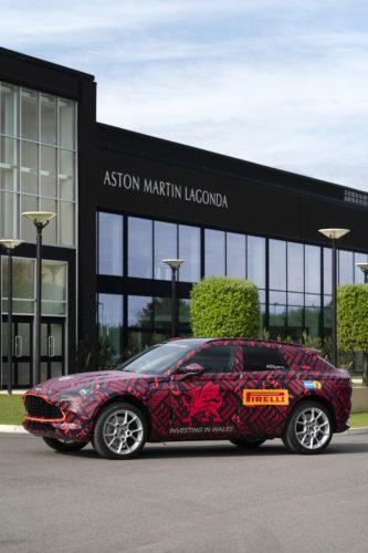 Aston Martin DBX at St Athan03-jpg