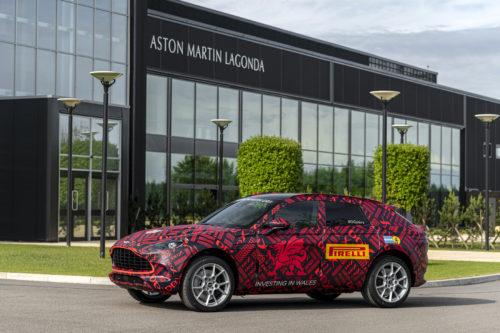 Aston Martin DBX at St Athan02-jpg