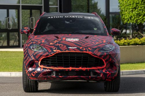 Aston Martin DBX at St Athan06-jpg