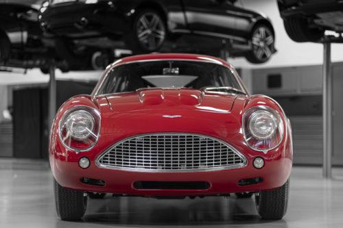 Aston Martin DB4 GT Zagato Continuation 12-jpg