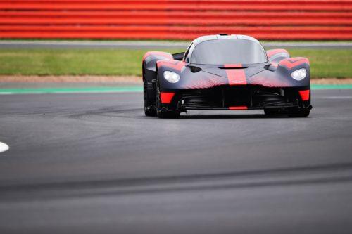 Aston Martin Valkyrie at Silverstone  7-jpg