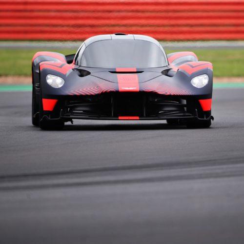 Aston Martin Valkyrie at Silverstone  4-jpg
