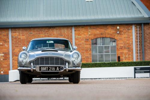 1965 Aston Martin DB5 Bond Car Simon Clay c 2019 Courtesy of RM Sothebys3-jpg