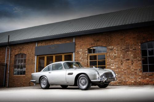 1965 Aston Martin DB5 Bond Car Simon Clay c 2019 Courtesy of RM Sothebys-jpg