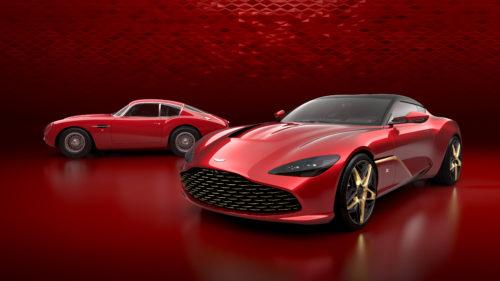 DBZ Centenary Collection – DB4 GT Zagato  DBS GT Zagato-jpg