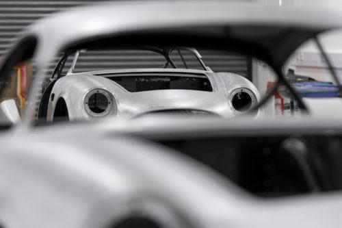 Aston Martin DB4GT Zagato BuildNewport Pagnell07-jpg