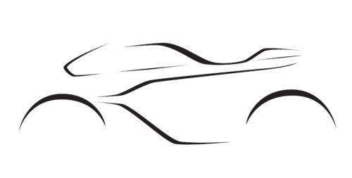 Aston Martin  Brough Superior Silhouette