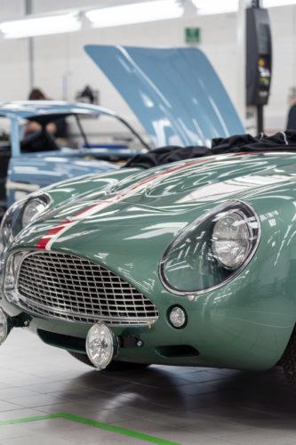 Handovers begin of Aston Martin DB4 GT Zagato Continuation models – photo Max Earey  25-jpg