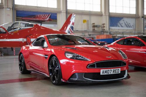 Aston Martin Wings Series Takes Flight Aston Martin Pressroom
