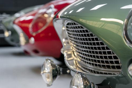 Handovers begin of Aston Martin DB4 GT Zagato Continuation models – photo Max Earey  1-jpg