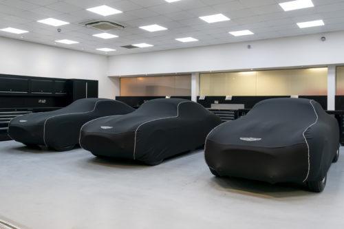 Handovers begin of Aston Martin DB4 GT Zagato Continuation models – photo Max Earey  89-jpg