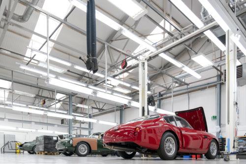 Handovers begin of Aston Martin DB4 GT Zagato Continuation models – photo Max Earey  37-jpg