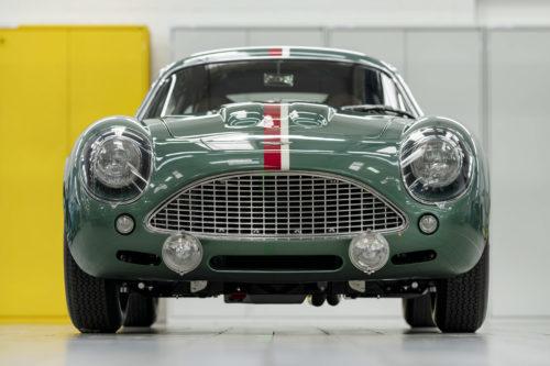 Handovers begin of Aston Martin DB4 GT Zagato Continuation models – photo Max Earey  45-jpg
