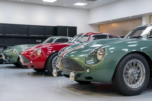 Handovers begin of Aston Martin DB4 GT Zagato Continuation models – photo Max Earey  11-jpg