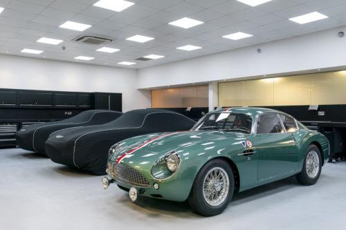 Handovers begin of Aston Martin DB4 GT Zagato Continuation models – photo Max Earey  2-jpg