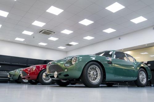 Handovers begin of Aston Martin DB4 GT Zagato Continuation models – photo Max Earey  12-jpg