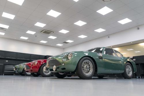 Handovers begin of Aston Martin DB4 GT Zagato Continuation models – photo Max Earey  74-jpg