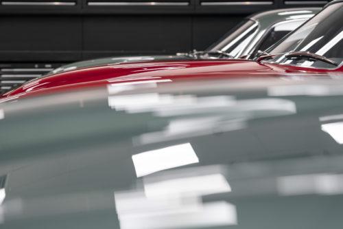 Handovers begin of Aston Martin DB4 GT Zagato Continuation models – photo Max Earey  66-jpg