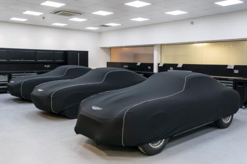 Handovers begin of Aston Martin DB4 GT Zagato Continuation models – photo Max Earey  15-jpg