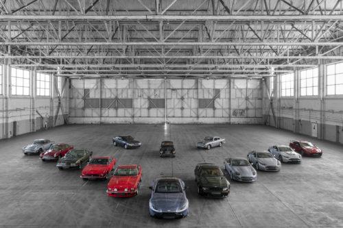 Aston Martin 70th anniversary of Vantage nameplate-jpg