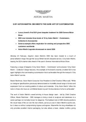 Q BY ASTON MARTIN - DBX MEETS THE DARK ART OF CUSTOMISATION-pdf