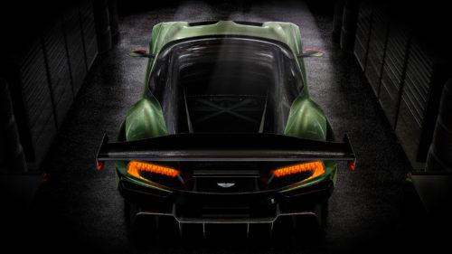 Aston Martin Vulcan 1