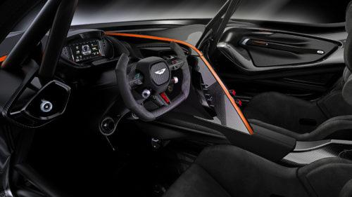 Aston Martin Vulcan 8