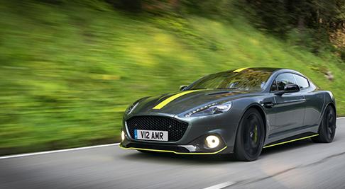 Historic Models Aston Martin Pressroom