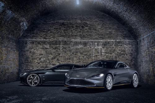 Aston Martin Vantage 007 EditionDBS Superleggera 007 Edition02-jpg
