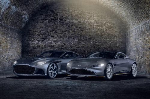 Aston Martin Vantage 007 EditionDBS Superleggera 007 Edition01-jpg