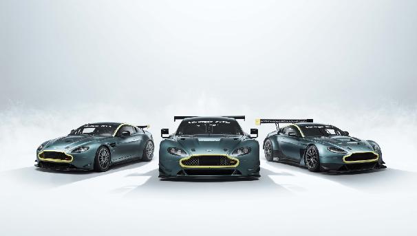 Aston Martin Racing Introduces The Vantage Legacy Collection Aston Martin Pressroom